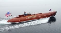 Madeleine - Vand Dam custom boats