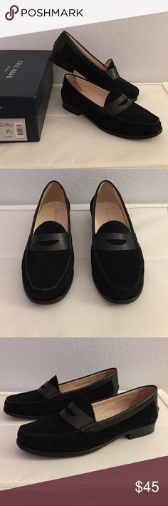 """Cole Haan Suede """"Kent"""" Loafer Beautiful condition, I purchased these a few months ago but just haven't worn then enough. Only sign of wear is the wrinkle on each footbed. This does not affect comfort or wear. Otherwise like new condition. Will ship in original box. Cole Haan Shoes Flats & Loafers"""