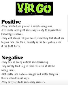 I don't have a nasty attitude at all. Sarcastic OH YEAH a Million percent Taurus, Virgo Traits, Virgo Girl, Capricorn And Virgo, Zodiac Signs Virgo, Zodiac Star Signs, Zodiac Sign Facts, Virgo Personality Traits, Pisces Woman
