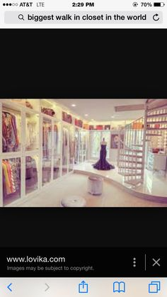 If u wish u had this closet like this pic