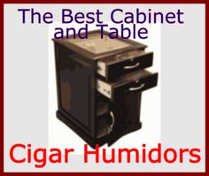 best cabinet humidors