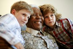 A Tribute to Nelson Mandela by Pulitzer Winner David Turnley - LightBox
