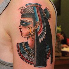 nice Isis Tattoos Designs, Ideen und Bedeutung