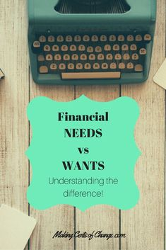 NEEDS vs WANTS - Understanding the difference will save you money! Read now or p... - http://www.popularaz.com/needs-vs-wants-understanding-the-difference-will-save-you-money-read-now-or-p/