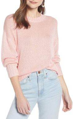 f3d4784733f56a Caslon Side Slit Relaxed Sweatshirt in 2019