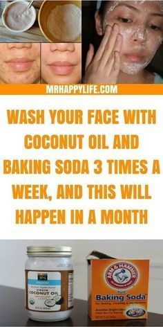 And Tricks For Healthy Youthful Skin Baking Soda and Coconut Oil Face Wash For Glowing skinBaking Soda and Coconut Oil Face Wash For Glowing skin Oil Face Wash, Wash Your Face, Beauty Skin, Health And Beauty, Beauty Care, Face Beauty, Pele Natural, Coconut Oil For Face, Coconut Oil Beauty
