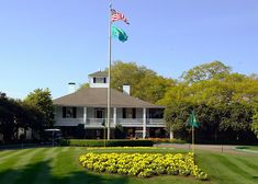 """It's Masters Week at Augusta National Golf Club, and the world is once again turning its attention to golf. For one glorious week, it's azaleas, $1.50 pimento cheese sandwiches, and announcer Jim Nantz breathing, """"a tradition unlike any other"""" into his microphone. To get you back into the golfing swing of things, here are our picks for the nine most beautifully designed clubhouses in America. Results are listed in no particular order (except for the first one, of course)."""