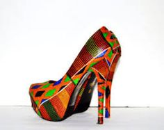 Image result for kente sneakers