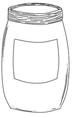 Mason+Jar+with+label.png 398×656 pixels