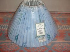 New Southwestern Bito England Pleated Western Table Accent Light Lamp Shade | eBay