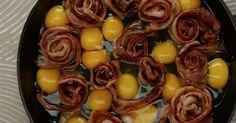 Bacon & Eggs Skillet Pie