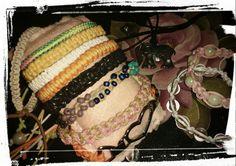 Visite www.alquimiacriativa.tanlup.com Bijoux artesanais hippiestyle