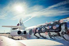 The Boneyard Project Resurrecting Planes Through Art