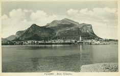 Palermo, Monte Pellegrino. Fotocelere, Cesare Capello - Milano