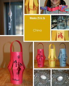 Weeks 25 & 26: China | Middle Beginnings: our homeschool adventure | MFW ECC