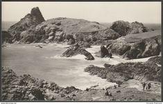 Kynance Cove, Cornwall, c.1960s - Overland Views RP Postcard