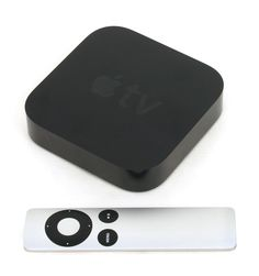 Apple TV 3rd gen. Bought this as a temporary replacement for my Boxee Box. As beautiful as it is how walled off its garden is. Desperately waiting for Firecore firmware to make this worth the hassle