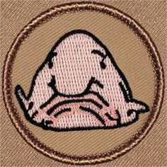 Blob Fish Patrol Patch (#726)