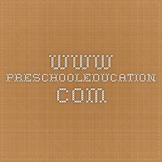 www.preschooleducation.com