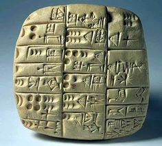 DIY Cuneiform Writing