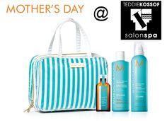 Mother's Day Gift Sets from #moroccanoil @teddiekossofs #mothersday #gifts #haircare #mom