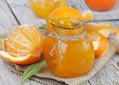 Mermelada de naranja.