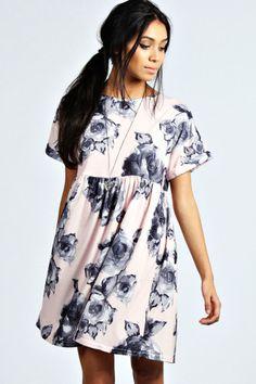 Jessica Rose Smock Dress