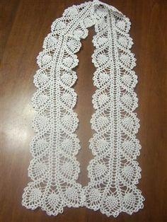 Intermezzo Scarf - Crochet Me