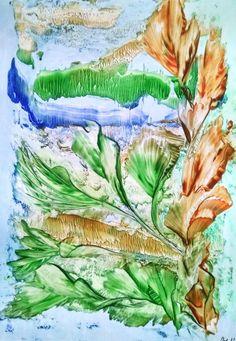 Encaustic Art, Painting, Wax, Painting Art, Paintings, Painted Canvas, Drawings