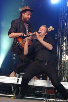 Debout sur Le Zinc - Festival du Roi Arthur (Breal Sous Montfort) - www.volubilis.net