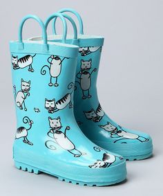 my kids would love LOVE did I mention how they would love these. omg I hate cats.