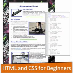 TechnoHTML5 - Build a Web Page using HTML and CSS
