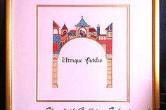 Elysabeth Gallois | Enlumineur de France | Créations - cadeau de mariage