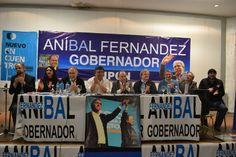 """Lanzaron campaña """"Aníbal Fernández Gobernador"""" en Vicente López"""