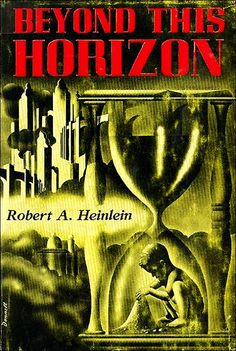 Beyond This Horizon (Heinlein. R.A. 1942) - A novel where mankind now lives in a state of genetic perfection through the use of genetic engineering. I have chosen this as it focuses on the use of genetic engneering and the detriments of perfection.