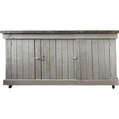 abc_carpet_home_rustic_gray_painted_wood_cabinet_front.png (1200×1200) ❤ liked on Polyvore featuring home, furniture and storage & shelves