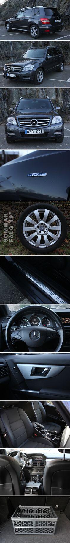 Mercedes-Benz GLK 220 CDI 4MATIC Fordonsår: 2012 Miltal: 5900 Färg: Utrustning: Automat, Diesel, 4WD, ABS bromsar, ACC/Klimatanläggning, Airbag förare & passagerare, Antisladdsystem, Automat med paddlar, Avtagbar dragkrok, C-lås, CD-stereo Audio 20, Elektriskt öppningsbar baklucka, bagagerums skydd/matta i plast, Elhissar fram & bak, Elspeglar, Elstol förare, Elstol passagerare fram, Farthållare, Fjärrstyrt c-lås, Färddator, Knäairbag, Krompaket, Kurvtagningsljus, Larm, LM-fä Pris: 249 000