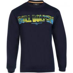 Men's Alpha Dolphin L/S UV Fishing T-Shirt