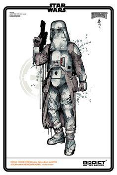 STAR WARS ADDICT Snowtrooper