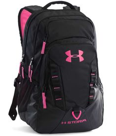 Black Under Armour Backpack. Under Armour® Recruit Backpack - Women s Bags  and Activewear  77237f91bda61