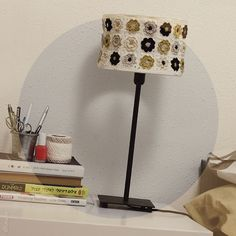 inithings blog: flower granny square pattern