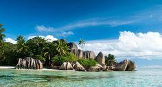 Anse Source d'Argent, La Digue, Seychellen