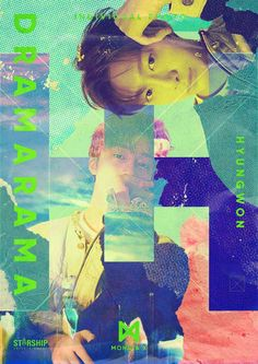 Hyungwon || Monsta x || DRAMARAMA