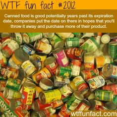 Yes, unless the cans have dents.  If the cans have dents, the product could be exposed to air and will go bad.  Canned foods facts