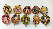 Disney pin- Lollipop pin complete set-10 pcs