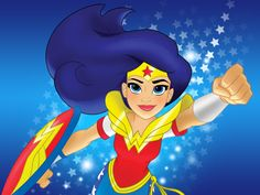 Wonder Woman. Super Hero High, Dc Super Hero Girls, Batgirl, Supergirl, Hero Of The Day, Wonder Woman Party, Superhero Party, Marvel Dc, Warriors