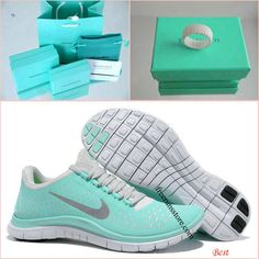 """Cheap Nike Free 3.0 V4 Womens Tiffany Blue Great Tiffany CO  I WANT THESE BUT CANNOT FIND THEM TO ORDER...HELP!!"""""""