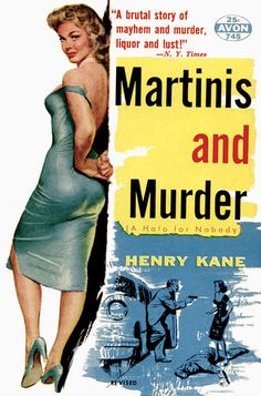 MARTINIS AND MURDER