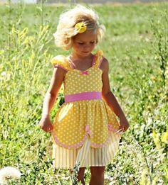 BELLE dress pretty Princess dress from Lover Dovers handmade costume. $52.00, via Etsy.