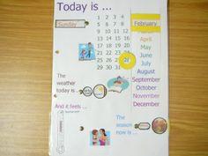 day week month season weather chart